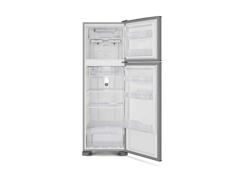 Geladeira Continental Frost Free Duplex 370.0 l Inox TC41S