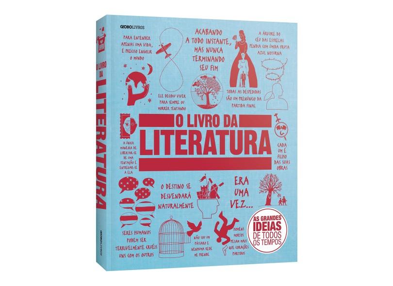 O Livro da Literatura - Vários Autores - 9788525060556