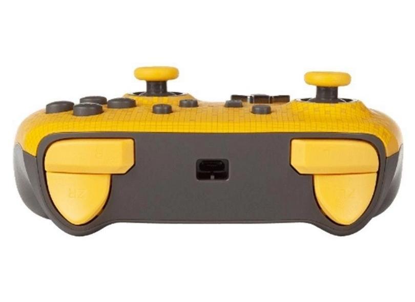 Controle Nintendo Switch Pixel Pikachu - Power A