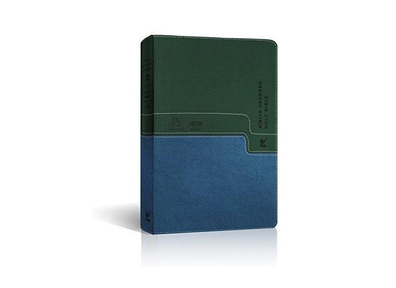 Bíblia. Nova Versão Internacional. Português - Capa Comum - 9788000002248
