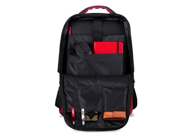 Mochila Acer com Compartimento para Notebook Nitro