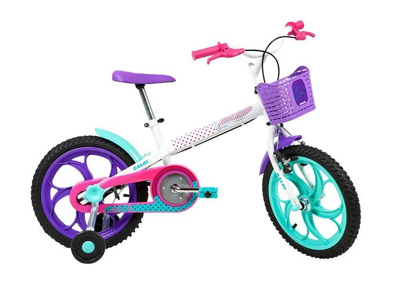 Bicicleta Caloi Aro 16 Ceci 2020