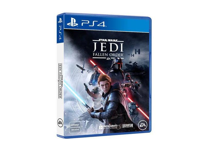 Jogo Star Wars: Jedi Fallen Order PS4 EA
