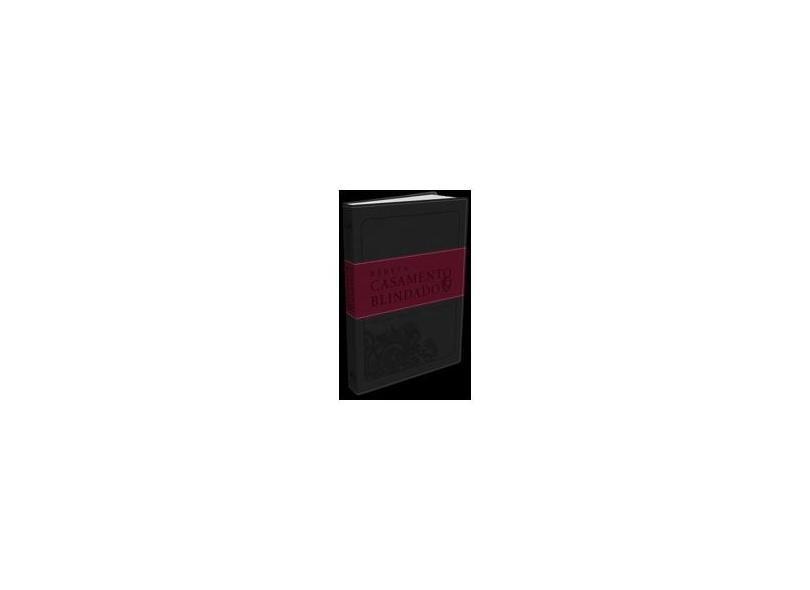 Bíblia Casamento Blindado - Cinza - Cardoso, Cristiane; Cardoso, Renato - 9788578605476