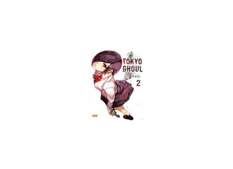 Tokyo Ghoul Vol. 2 - Sui Ishida - 9788542602579