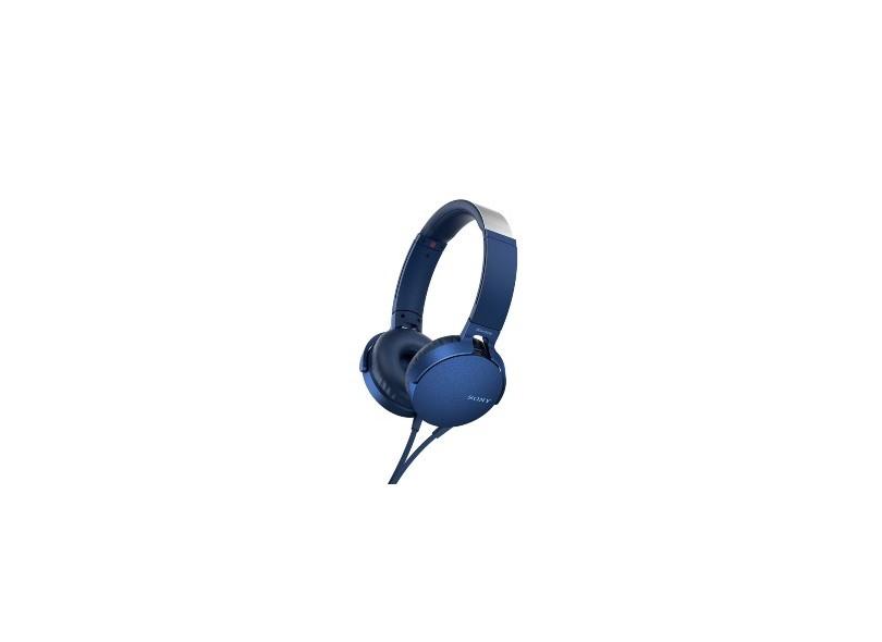 Fone de Ouvido com Microfone Sony Mdr-Xb550Apl