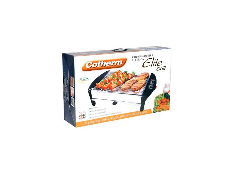 Churrasqueira Elétrica Cotherm Elite Grill