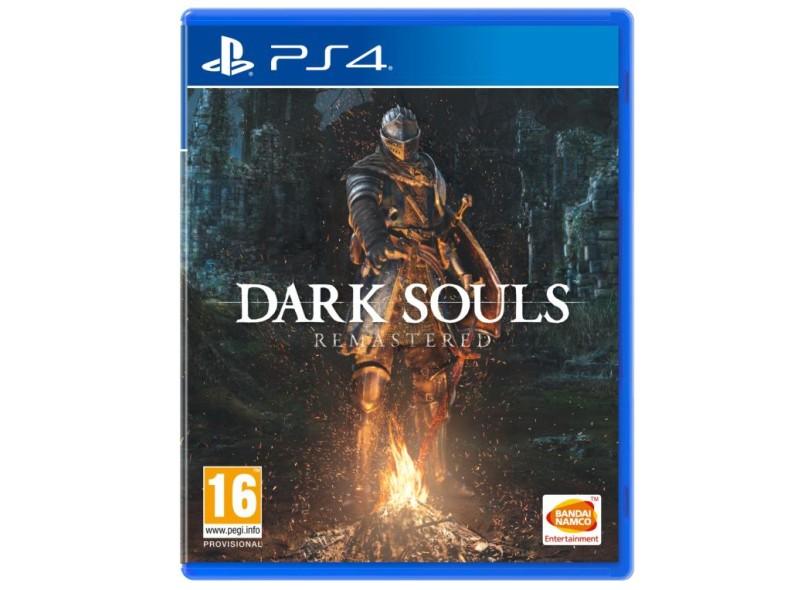 Jogo Dark Souls Remastered PS4 Bandai Namco