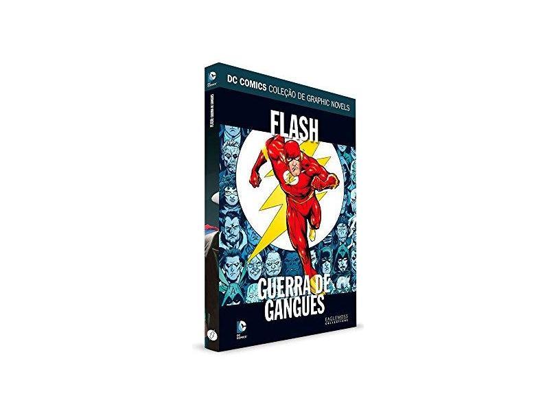 Flash. Guerra de Gangues - Dc Graphic Novels. 56 - Vários Autores - 9788583785170