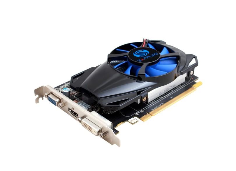 Placa de Video ATI Radeon R7 4350 2 GB GDDR5 128 Bits Sapphire 11251-10-20G