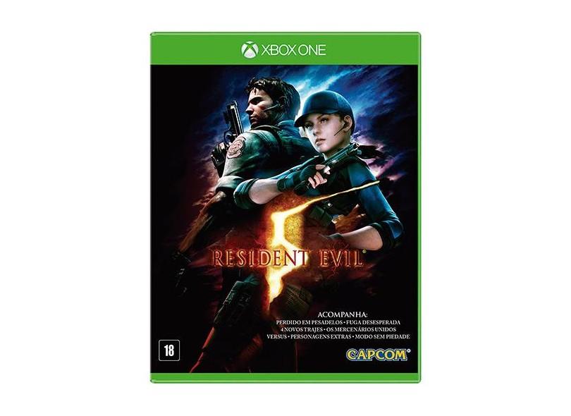 Jogo Resident Evil 5 Xbox One Capcom