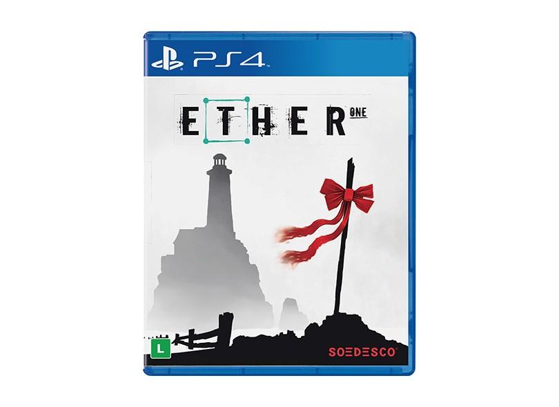 Jogo Ether One PS4 Soedesco