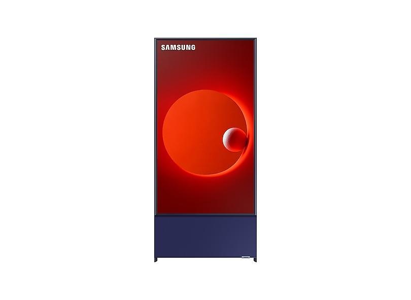"Smart TV TV QLED 43 "" Samsung The Sero 4K HDR QN43LS05TAGXZD 3 HDMI"