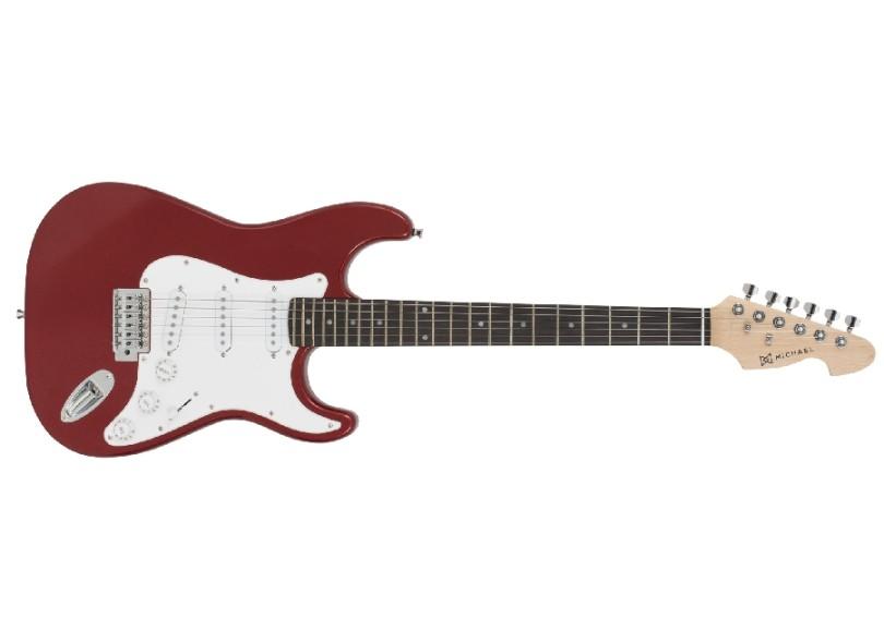Guitarra Elétrica Michael Standard GM217N