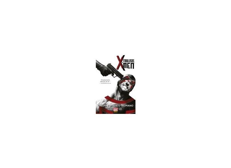 Fabulosos X-Men - o Bom, o Mau e o Inumano - Bachalo, Chris - 9788542605570