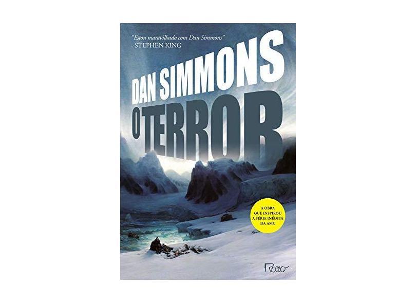 o Terror - Simmons, Dan - 9788532529381