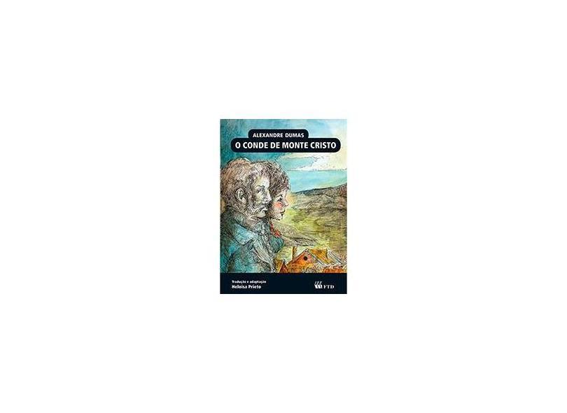 O Conde De Monte Cristo - Alexandre Dumas - 9788532292506