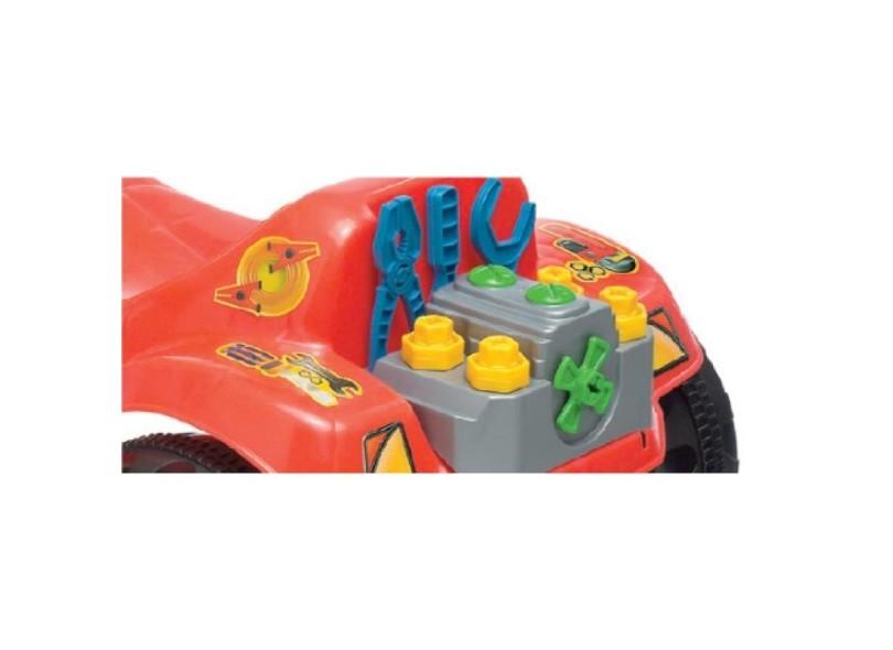 Triciclo Magic Toys Tico-Tico Mecânico