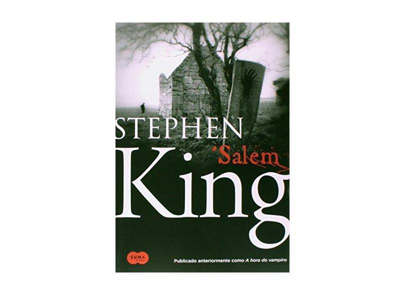Salem - King, Stephen - 9788581050454