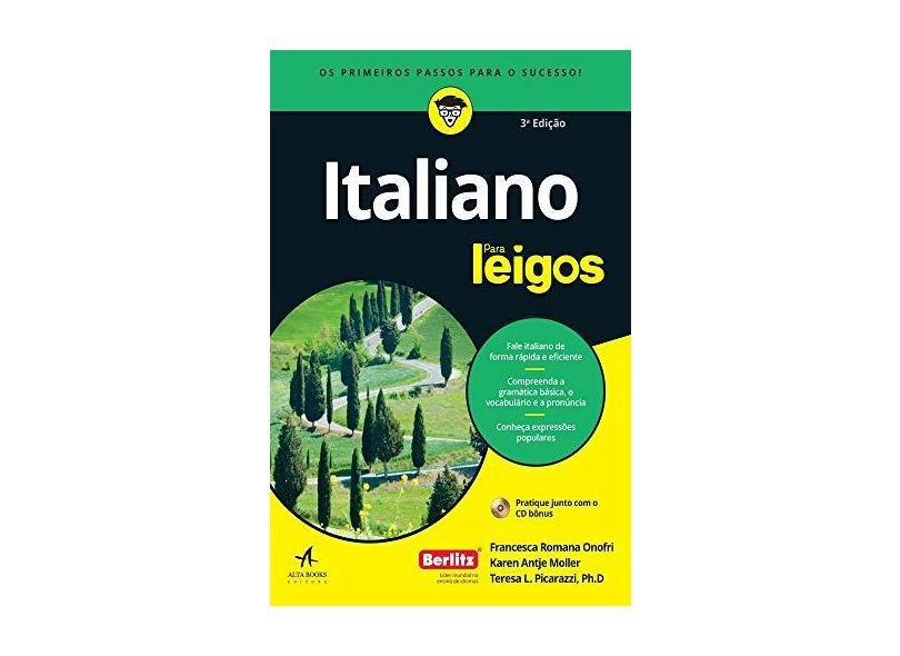 Italiano Para Leigos - Francesca Romana Onofri - 9788550800370