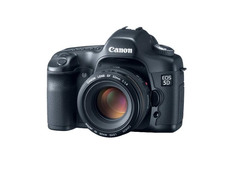 Canon EOS 5D 12.8 Megapixels