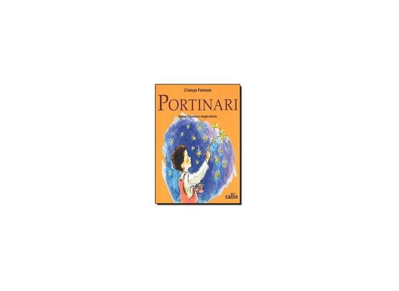 Crianças Famosas - Portinari - Trzmielina, Nadine - 9788574164618