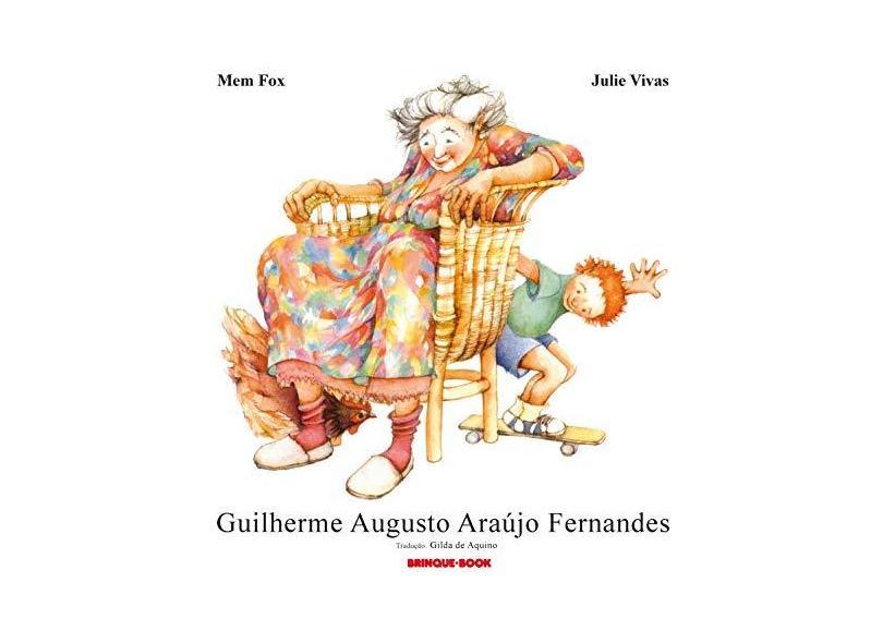Guilherme Augusto Araujo Fernandes - Fox, Mem - 9788585357474
