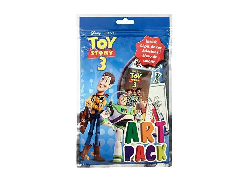 Disney Toy Story 3 - Caixa - Vários Autores - 9788536823027