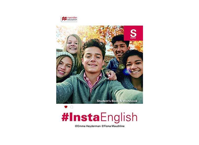 Insta English Student'S Book Starter: Student's Book & Workbook - Starter - Howarth P. - 9788551100554