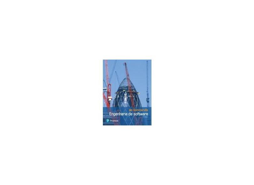 Engenharia de Software - Ian Sommerville - 9788543024974