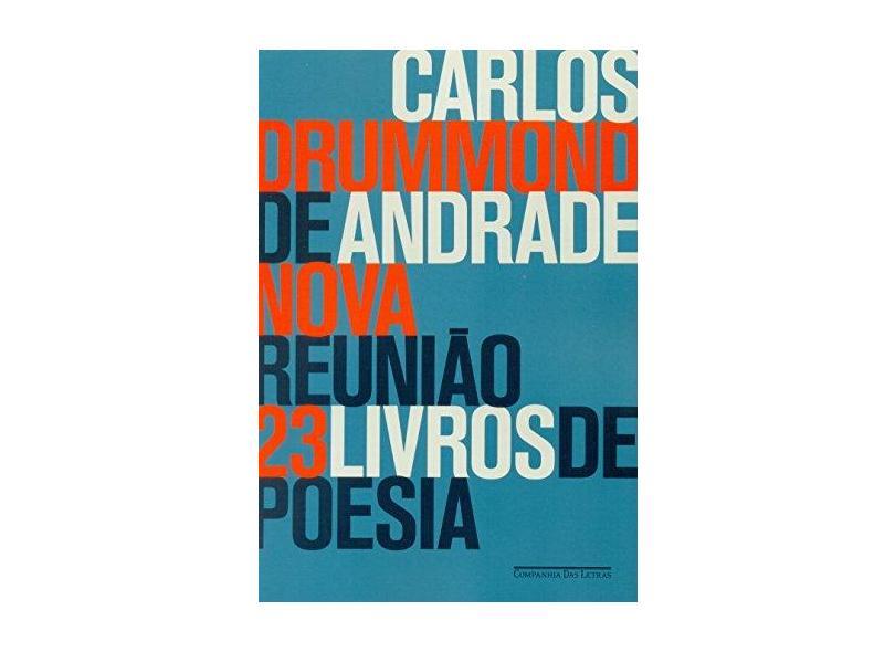 Nova Reunião. 23 Livros de Poesia - Capa Comum - 9788535926224