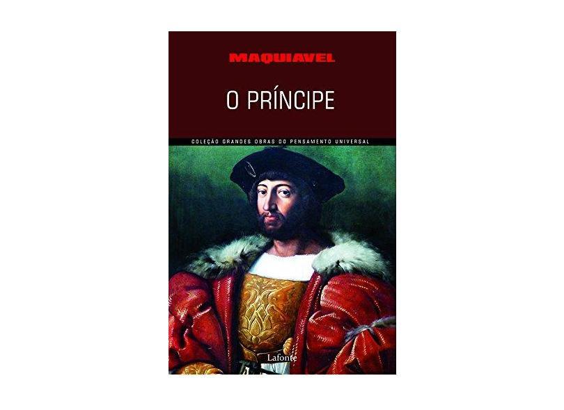 O Príncipe - Maquiavel - 9788581862354