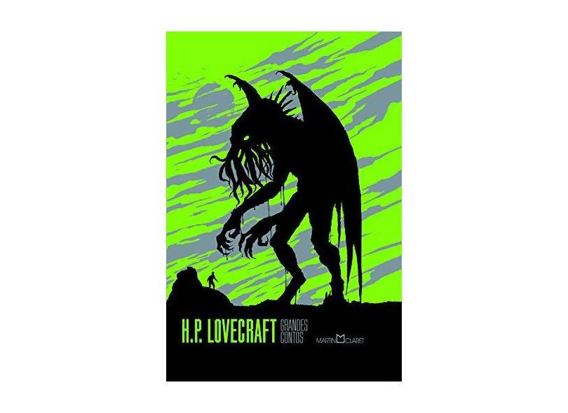 Grandes Contos - H. P. Lovecraft - 9788544001967