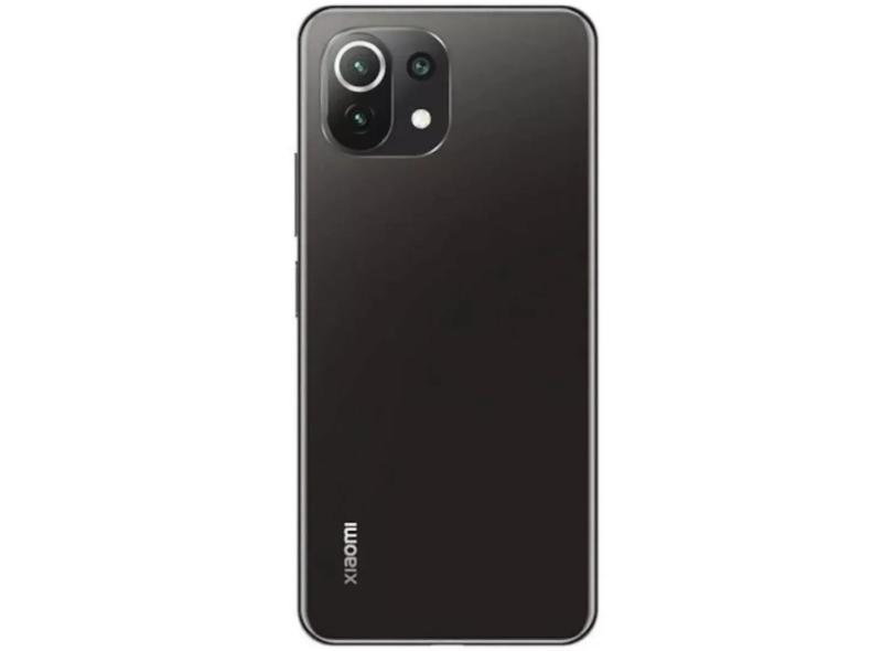 Smartphone Xiaomi Mi 11 Lite 6 GB 64GB Câmera Tripla 2 Chips Android 11
