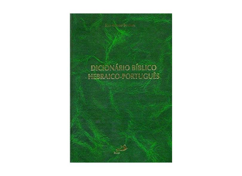 Dicionario Biblico Hebraico-portugues - Schokel, Luis Alonso - 9788534910460