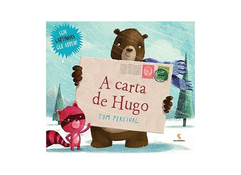 A Carta de Hugo - Percival, Tom - 9788516085742