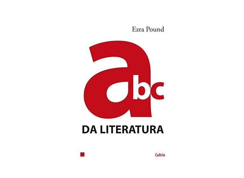 Abc da Literatura - Pound, Ezra - 9788531612497