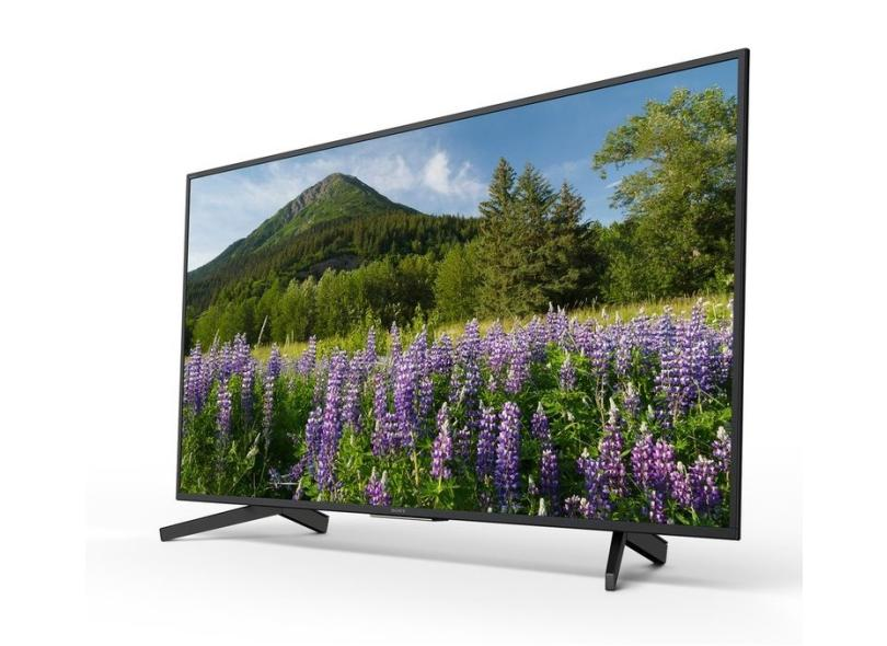 "Smart TV TV LED 43 "" Sony 4K Netflix KD-43X705F 3 HDMI"