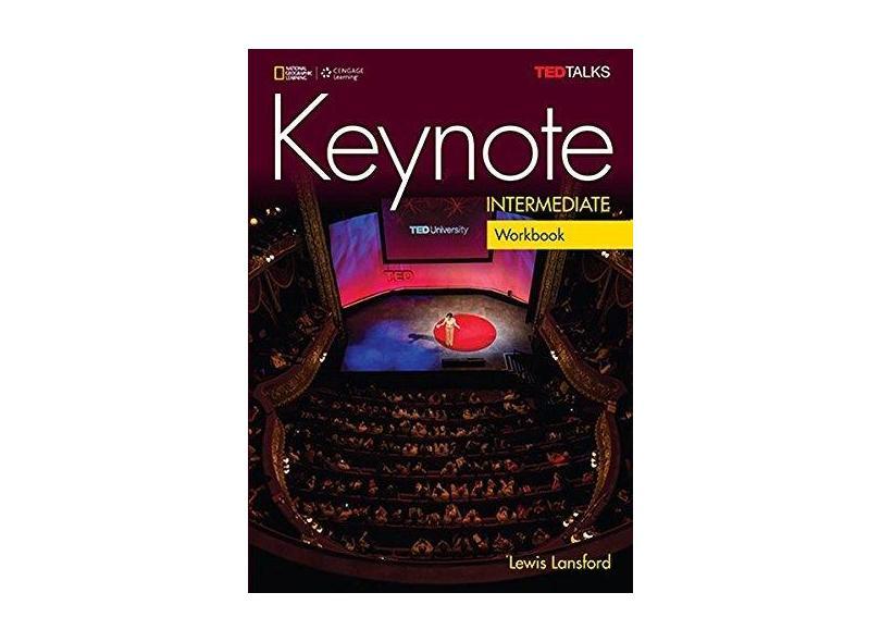 Keynote - Intermediate - Workbook - Lansford, Lewis; - 9781305578326