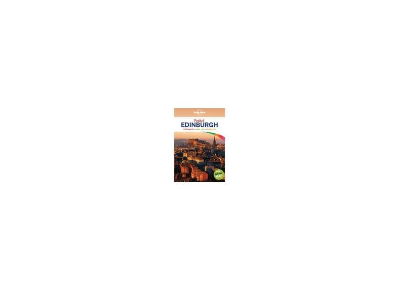 Lonely Planet Pocket - Edinburgh - Wilson, Neil - 9781742200491