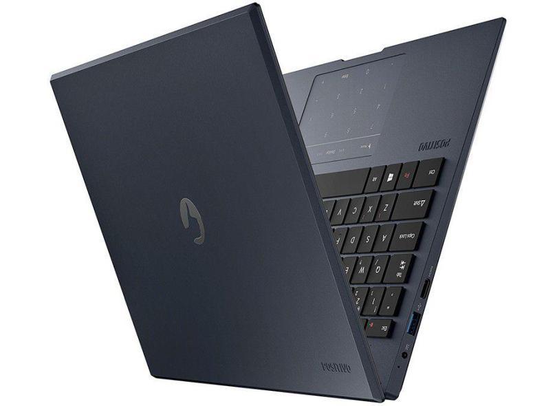 "Notebook Positivo Motion Intel Atom 4 GB de RAM 32.0 GB 14 "" Windows 10 Q432B"