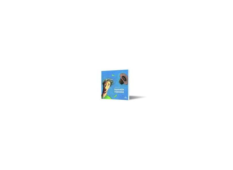 Haicais Visuais - Nelson Cruz - 9788538592532