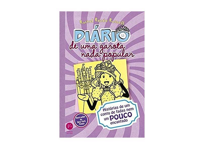 Diário De Uma Garota Nada Popular -Vol. 8 - Russell, Rachel Renée - 9788576864264