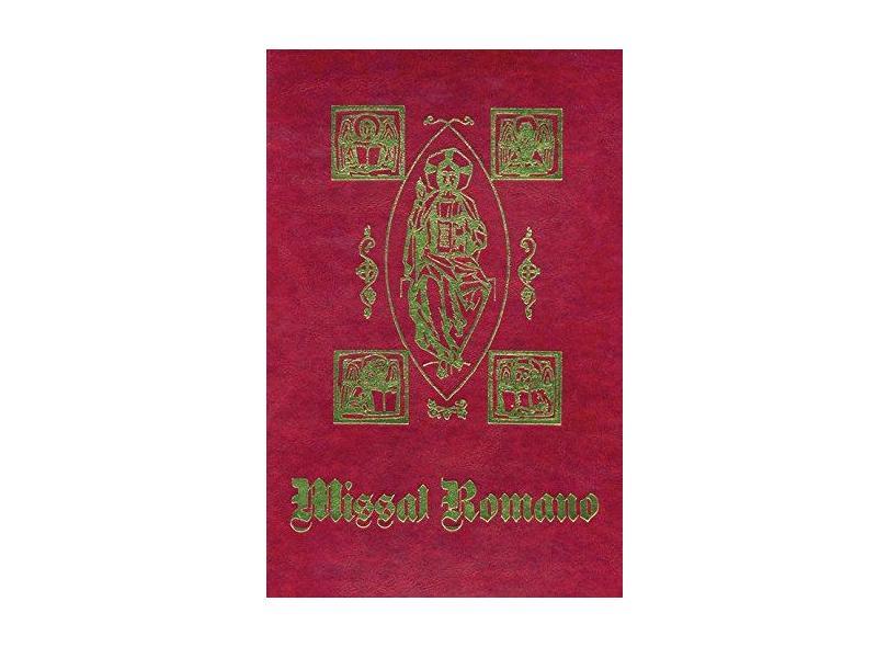 Missal Romano - Paulinas (ed) - 9788534906852