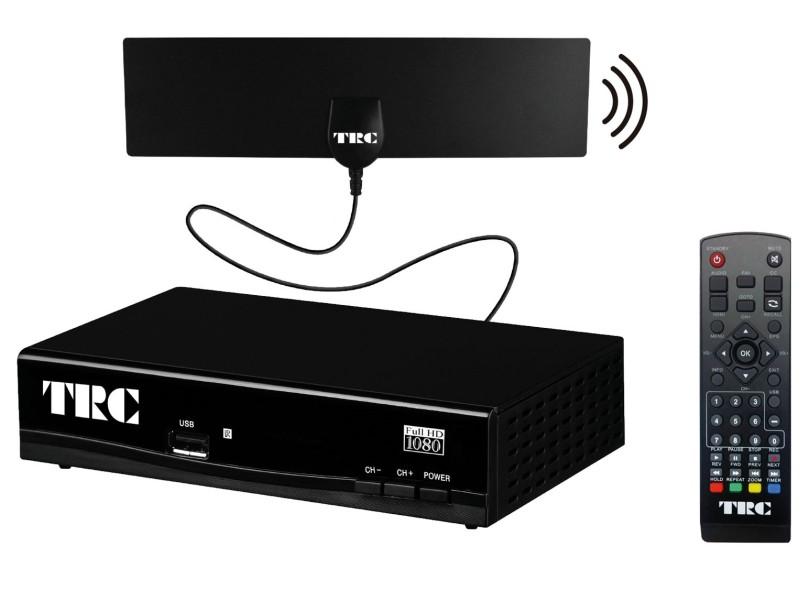 Receptor de TV Digital HDMI USB DT1028 TRC