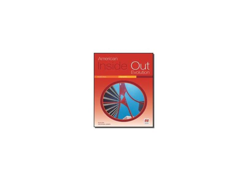 American Inside Out Evolution Student's Book - Intermediate A - Sue Kay - 9786074736342