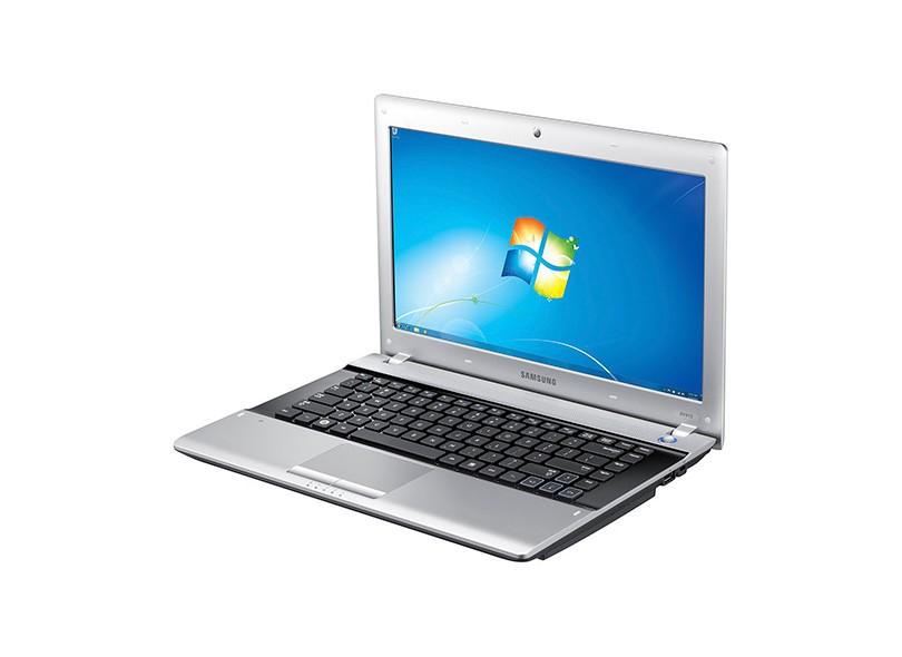 Notebook Samsung RV411BD3 Intel Dual Core 2GB HD 500GB Windows 7 Starter