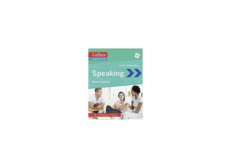 Speaking: A2 (Collins English for Life: Skills) - Rhona Snelling - 9780007497775