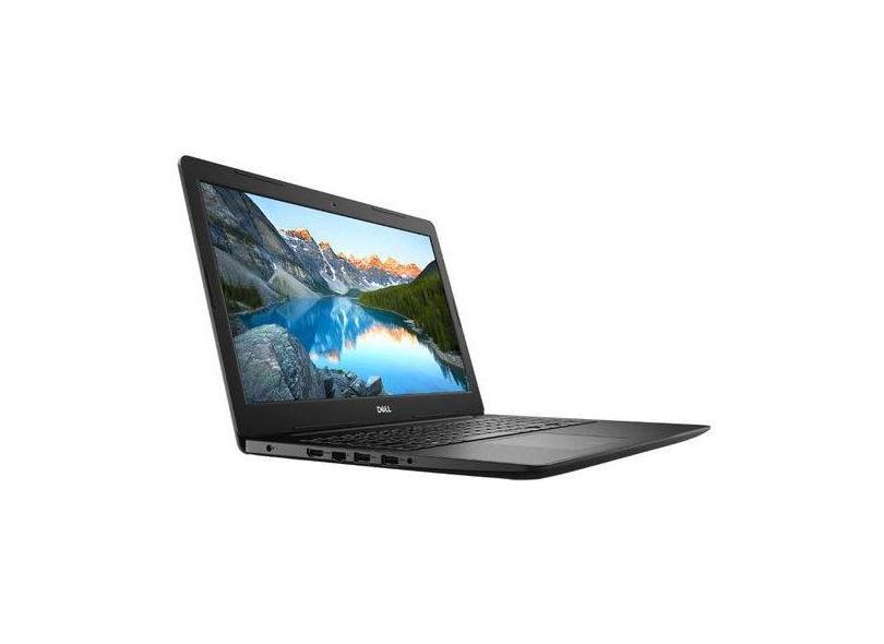 "Notebook Dell Inspiron 3000 Intel Core i5 8265U 8ª Geração 8GB de RAM HD 2 TB 15,6"" Radeon 520 Windows 10 I15-3583-A20"