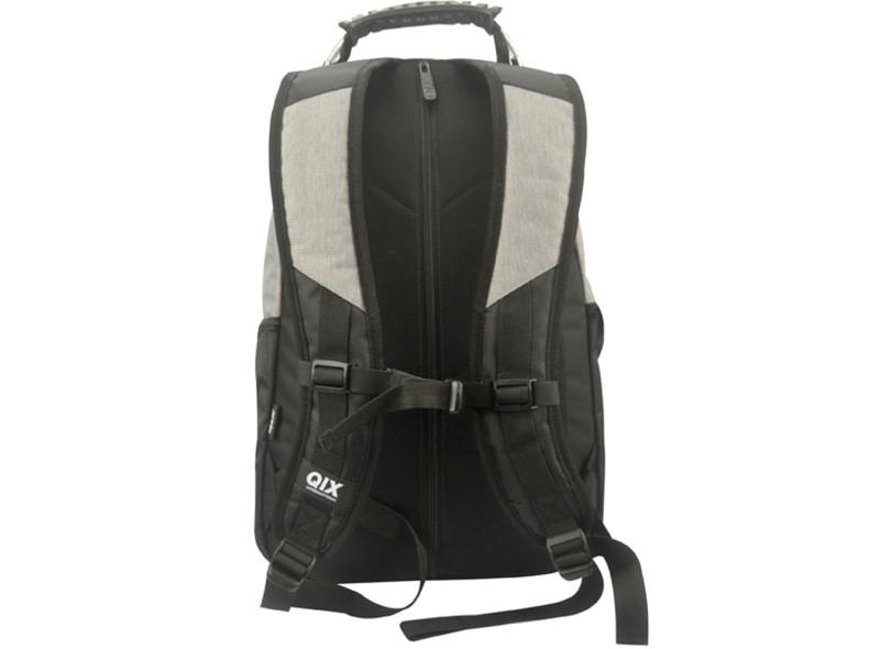 Mochila Qix com Compartimento para Notebook QWEA93701